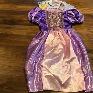 Other - NWT Size 4-6x Rapunzel Tangled Costume